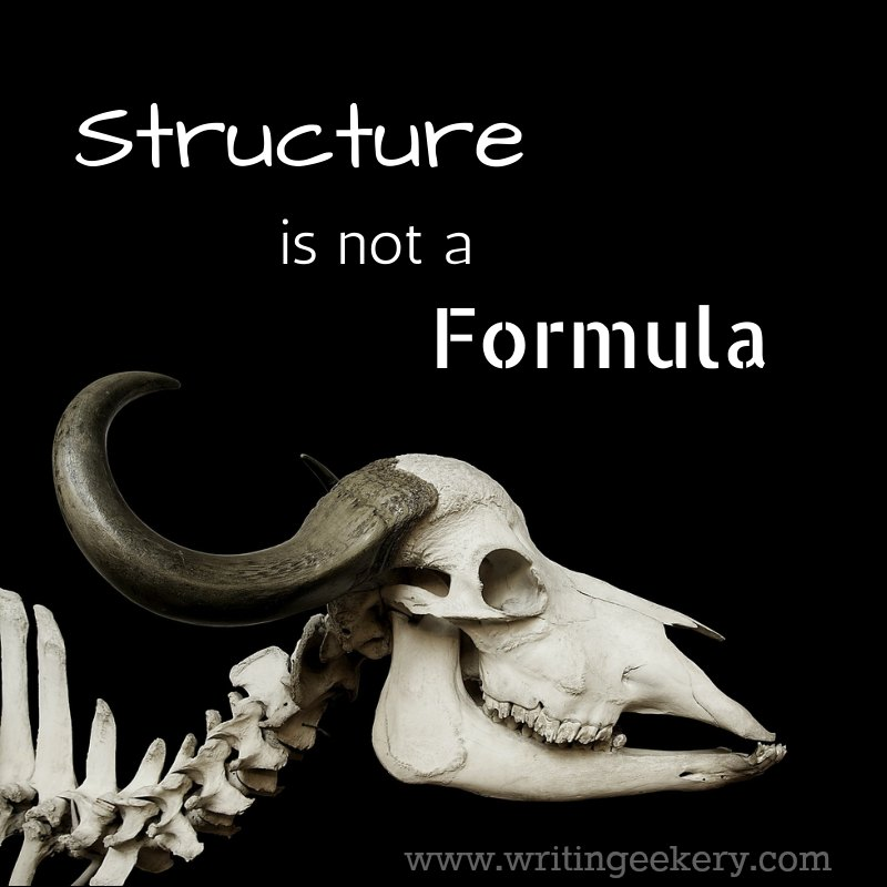 Structure Is Not a Formula
