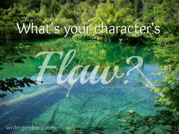 What's your character's Flaw?
