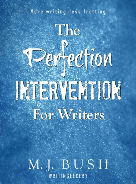 The Perfection Intervention bookcover