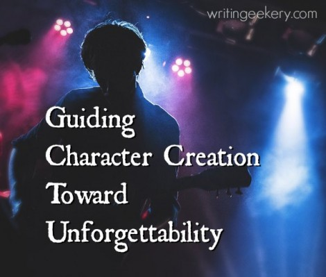 The Real Key to Unforgettable Characters