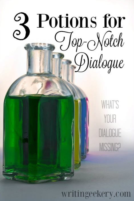 3 Potions for Top-Notch Dialogue